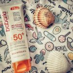 Babaria sunscreen face and neckline total protection -